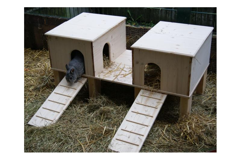 kanichen meerschweinchenhaus juke 2. Black Bedroom Furniture Sets. Home Design Ideas